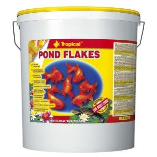 Tropical Pond Flakes - 21 Liter