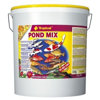 Tropical Pond Mix - 21 Liter