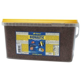 Tropical Bionautic Granulat - 10 Liter