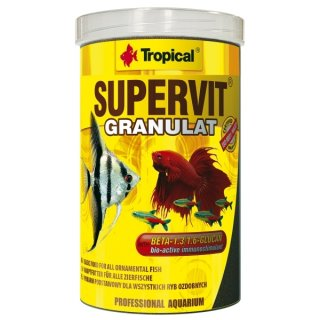Tropical SuperVit Granulat - 1 Liter