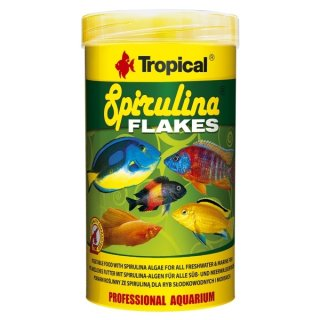 Tropical Spirulina Flakes - 250 ml