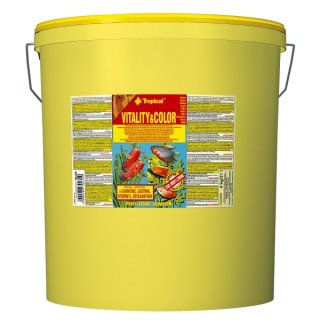 Tropical Vitality & Color Flakes - 21 Liter