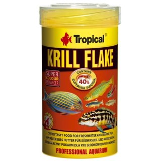 Tropical Krill Flake - 100 ml