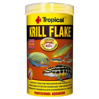 Tropical Krill Flake, 1 Liter