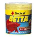 Tropical Betta - 50ml Kampffischfutter