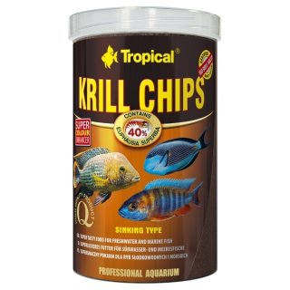 Tropical Krill Chips - 1 Liter