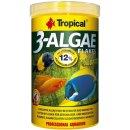 Tropical 3-Algae Flakes - 11 Liter