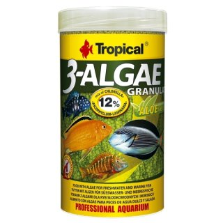 Tropical 3-Algae Granulat - 250 ml