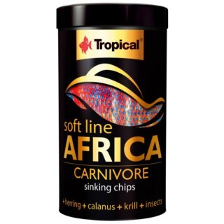 Tropical Soft Line Africa Carnivore - 100 ml