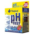Tropical pH-Test 6,0 - 7,8