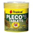 Tropical Pleco`s Tablets - 50 ml