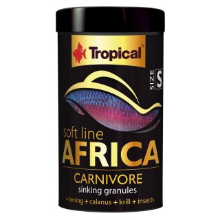 Tropical Africa Carnivore Size S, 250ml