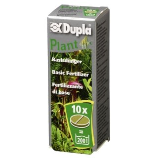 Dupla Plant basic - 10 Tabletten