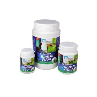Dr. Bassleer Biofish Food aloe L - 600 g