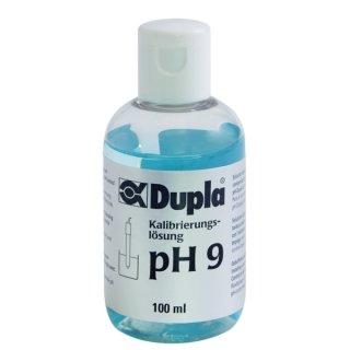 Dupla Kalibrierungslösung - pH 9 - 100 ml