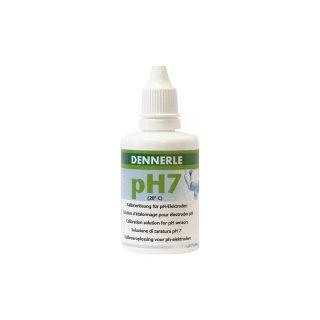 Dennerle pH 7 Eichlösung - 50 ml