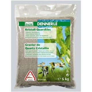 Dennerle Kristall-Quarzkies naturweiß - 10 kg