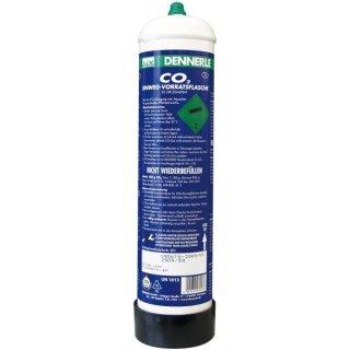 Dennerle CO2 Vorratsflasche EINWEG - 500 g