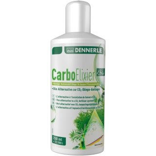 Dennerle Carbo Elixier Bio - 250 ml
