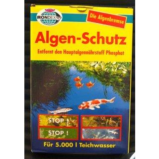 Rondex Algen - Schutz 1,5kg für 5.000 Liter Teichwasser