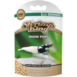 Dennerle Shrimp King Snow Pops - 40 g