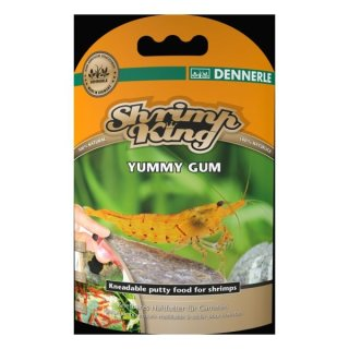 Dennerle Shrimp King Yummy Gum - 50g