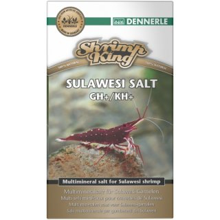 Dennerle Shrimp King Sulawesi Salt - 200 g