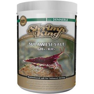Dennerle Shrimp King Sulawesi Salt - 1 kg Aufhärtesalz für Sulawesi - Garnelen