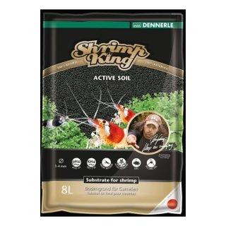 Dennerle Shrimp King Active Soil - 8 Liter