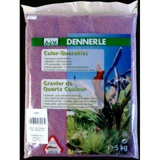 Dennerle Color-Quarzkies -  violet 5 kg