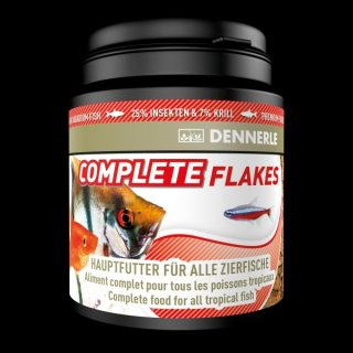 Dennerle Complete Flakes Dose - 1 Liter