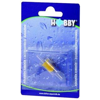 Hobby Aqua Control, Rückschlagventil