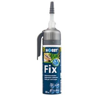 Hobby Fix Unterwasserkleber tranparent, Kartusche, 80 ml