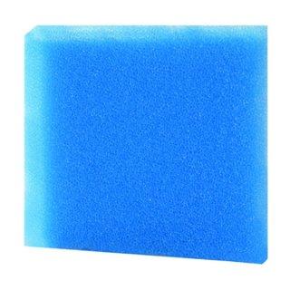 Hobby Filterschaum, fein blau, 50 x 50 x 5 cm