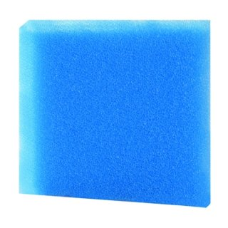 Hobby Filterschaum, fein blau, 50 x 50 x 10 cm
