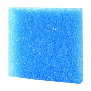 Hobby Filterschaum, grob blau, 50 x 50 x 2 cm