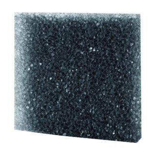 Hobby Filterschaum, grob schwarz, 50 x 50 x 2 cm