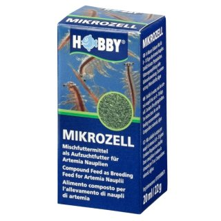 Hobby Mikrozell, Artemia Futter 20 ml