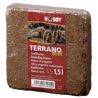 Hobby Terrano Quellhumus, Mini ergibt 1,5 l