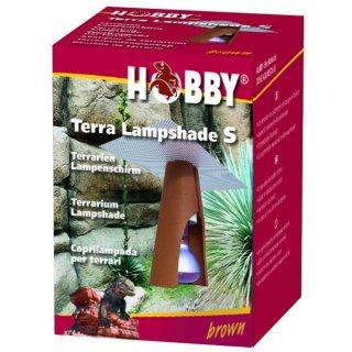 Hobby Terra LampShade S brown, Verkleidung für Terrarienbeleuchtung