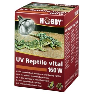 Hobby UV-Reptile vital 160 W