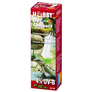 Hobby UV Comapct Jungle, 4 % UV-B 23 W