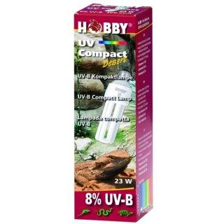 Hobby UV Comapct Desert, 8 % UV-B 23 W
