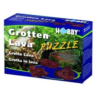 Hobby Grottenpuzzle Lava ca. 1,2 kg ideal für Bastler