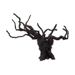 Hobby Scaper Wood, dark 40 x 28 x 28 cm