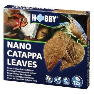 Hobby Nano Catappa Leaves 12 St., SB