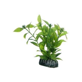 Hobby Hygrophila 13 cm, täuschend echt aussehende Kunststoffpflanze