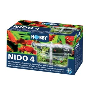 Hobby Nido 4,  Ablaichbehälter 23 x 10 x 11,5 cm