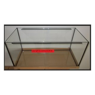 Aquarium 100x40x40 cm 160 Liter  6mm Glas