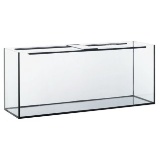 Aquarium 120x60x60 cm 432 Liter 10mm Glas